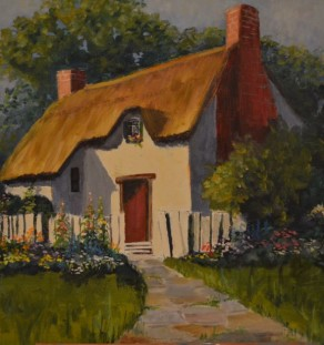 DSS - English Cottage