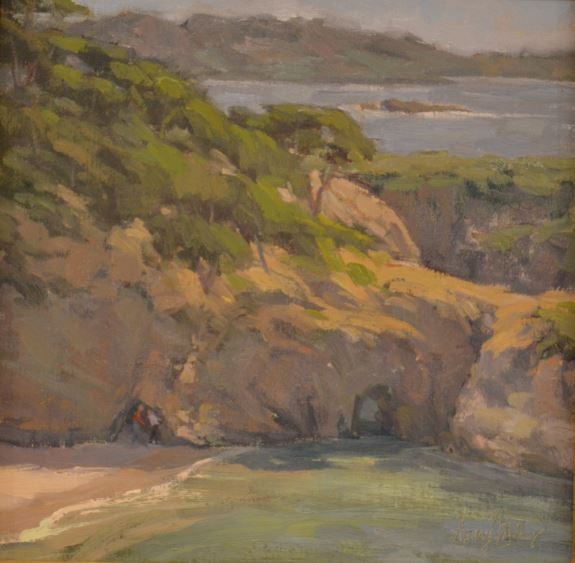 Other Artist - Amery Bohling - China Cove